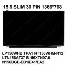 شاشة الكمبيوتر المحمول 15.6 سليم EDP لوحة 5-7548 15R-3542 G5-80 B50-40 EX2519 N15W4 F153 F1531 V5-571 R557L X504L V505L F554L مراقب