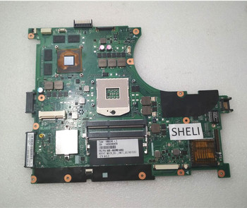 SHELI For N56VZ N56VM Motherboard with GT650M Video Memory