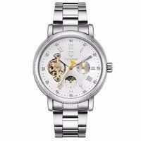 Tevise Brand Men Mechanical Wristwatch Luxury Clocks Fashion Man Watches Automatic Watch Montre Homme Relogio Masculino