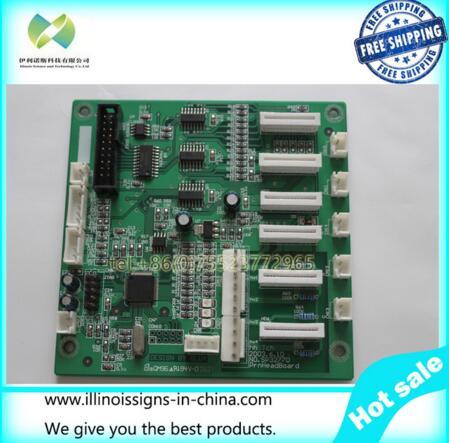 FY3360ec print head board printer parts