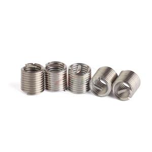 Image 3 - 70 adet gümüş M2 M12 paslanmaz çelik iplik kol diş tamir takma takımı seti paslanmaz çelik donanım tamir araçları