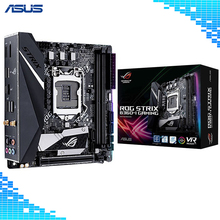 Asus ROG STRIX B360-I GAMING Desktop Motherboard Intel B360 Chipset Socket LGA 1151 Mini-ITX E-sports game Motherboard