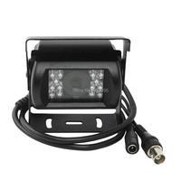 Sony cmos 1200tvl cctv de la seguridad impermeable motion detección ir día/noche mini cámara de visión trasera del coche vista de la cámara wdr osd