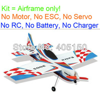 3D EPP RC Aircraft Extra 300s Kit without Electronics