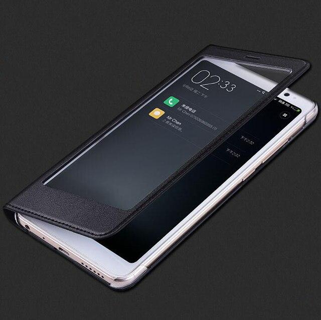 """Xiaomi redmi note 5 caso versión global tapa 5,99 """"cubierta de cuero redmi note 5 pro Capa redmi note 5 pro teléfono inteligente funda"""