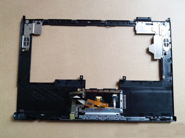 New Original For Lenovo Thinkpad T430 T430I Palmrest Upper Case Keyboard Bezel With Touch Without FPR 04W3692