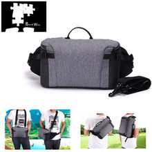 Multifunction Waterproof Camera Case Bag for Sony Alpha A9 A7S II A7R III II A7 III II A3000 A3500 A6500 A6400 A6300 A6000 A5100(China)