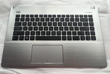 Full new original!for ASUS F450VC R409V K450CC A450l X450 X452M Y481 Keyboard C cover