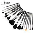 Jessup 15pcs Makeup Brushes Set maquiagem profissional completa Foundation Powder Eyeshadow Eyeliner Blending Brushes Tool T092