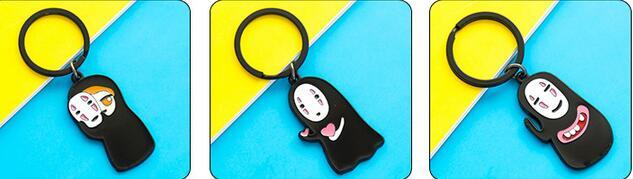 80 piezas Estudio japonés Ghibli Miyazaki Hayao Anime Spirited Away - Figuritas de juguete - foto 5