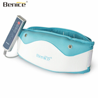 Benice Beauty Electric Vibrating Slimming Belt Body Shaper Fat Burning Massage Belt Relax Vibrating Weight Loss