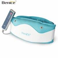 Benice Beauty Electric Vibrating Slimming Belt Body Shaper Fat Burning Massage Belt Relax Vibrating Weight Loss
