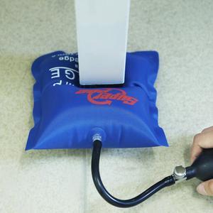 Image 4 - Super PDR 3 PCS / Set Pump Wedge Locksmith Tools Airbag Car Hand Tools Pump Wedge Air Wedge Airbag Set Dent Remover Kit Auto