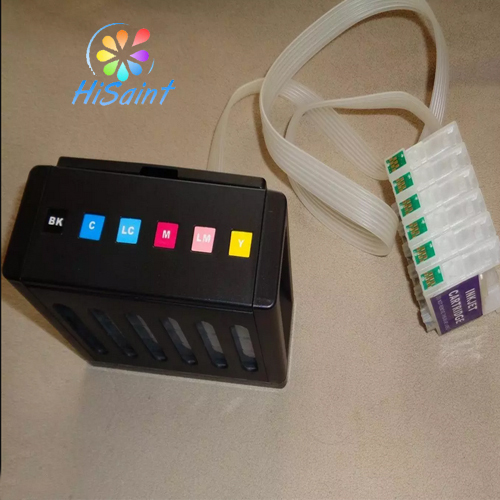 Empty Heavy Duty Ciss Continuous Ink System For Epson (Heavy Duty Incl. DTG)