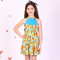 Children S Swimwear Girls Swimsuit 2016 Bathing Suit Girls One Piece Swimsuit Junior Girls Swimsuit Floral