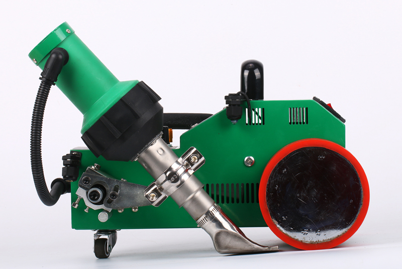 PE pvc welding machine/hot air outdoor materials welder