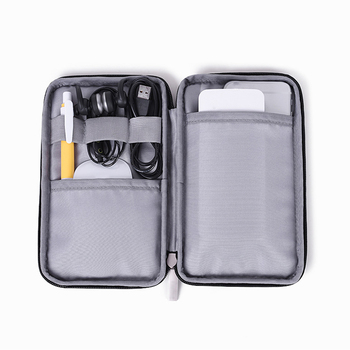 Digital Travel Storage Bags Portable USB Cables Wires Charger Earphone Cosmetic Pouch Storage Organizer Bag Case Box Accessories portable power source storage bag usb data cable organizer digital charger storage bags earphone pouch outdoor travel kit case
