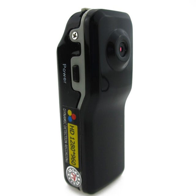 Portable 1280*960 Video Audio Recorder Mini DV HD Action Camera DVR Sports Supports Light Off Motion Detection Works