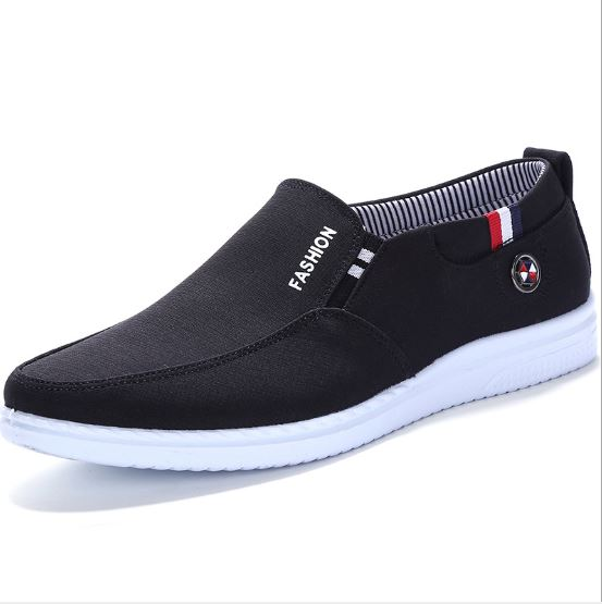 Spring new mens cloth shoes low top flat bottom fashion foot loafers deodorant mens shoesSpring new mens cloth shoes low top flat bottom fashion foot loafers deodorant mens shoes