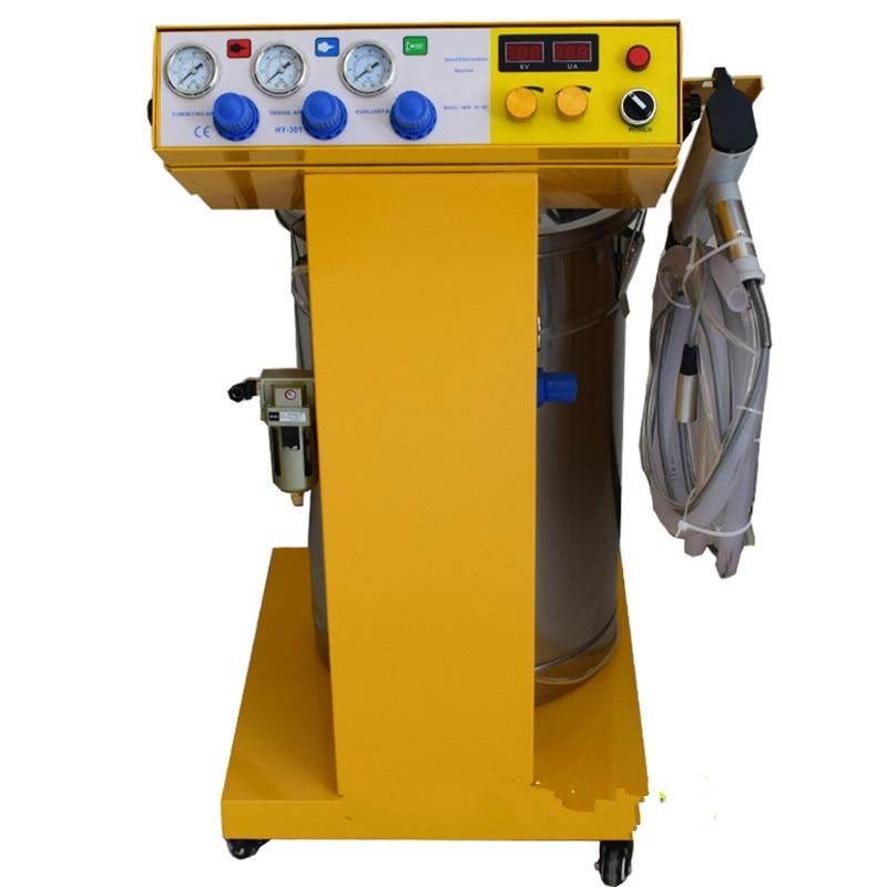 Распылитель орудийный порох машина для инъекций пластиковый порошковый распылитель машина для нанесения порошка - 2