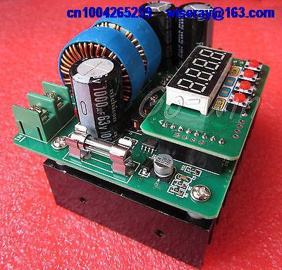DHL/EUB 1Digital Led 400W 10A constant voltage current DC-DC Boost module 3o