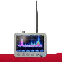 Handheld spectrum analyzer 10M~2.7G Frequency portable spectrum Tester Meter instrument radio wireless signal positioning Tools