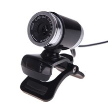 HD 12 Megapixels USB 2.0 Webcam Camera with MIC Clip-on for Computer P