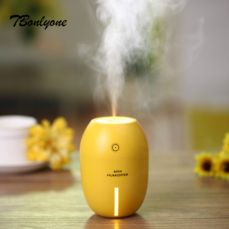 TBonlyone 180ML Lemon Humidifier Aroma Essential Oil Diffuser USB Air Humidifier For Car Home Office Ultrasonic Humidifier brand men wallets dollar purse genuine leather wallet card holder luxury designer clutch business mini wallet high quality