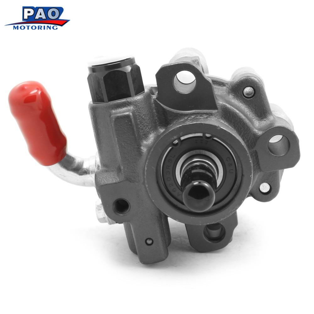 New Power Steering Pump Fit For Toyota Camry Highlander Sienna Lexus RX ES OEM 4432048040,44320-33100, 44310-0C040 Lexus RX