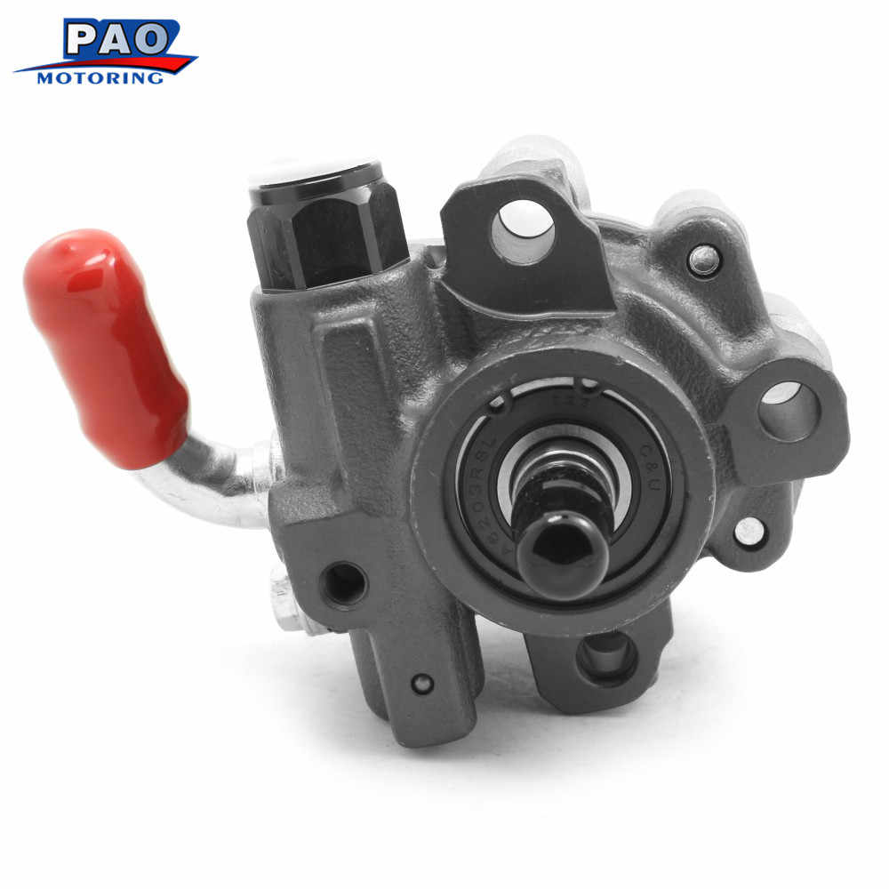 hight resolution of new power steering pump fit for toyota camry highlander sienna lexus rx es oem 4432048040