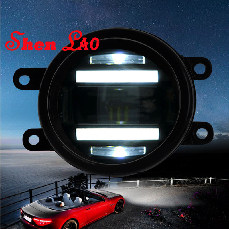 ShenLao led DRL daytime running lights and fog lamps for Infiniti Q70L QX56 QX70 QX60 QX50 M25 FX35 Q80 EX25 JX35 fog lights туфли rebecca von lengfeld klingel цвет белый разноцветный рисунок