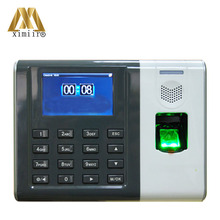 Biometric fingerprint recognition attendance machine XM100