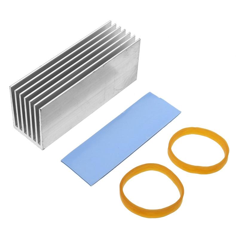 S SKYEE Aluminum M.2 NVMe SSD Heatsink Cooling Heat Dissipation M.2 Solid State Hard Drive Radiator Cooler for SSDS SKYEE Aluminum M.2 NVMe SSD Heatsink Cooling Heat Dissipation M.2 Solid State Hard Drive Radiator Cooler for SSD