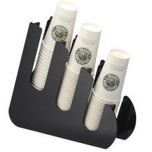 Акриловый бумажный держатель чашки 4 сетки стакана воды kawaii держатель пивной кружки