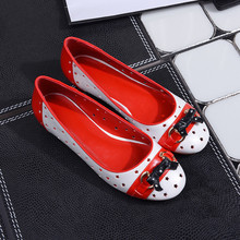 2017 summer shoes women Flats Ballet loafers buckle gg Metal Horsebit Luxury designer brand sheep leather breathable star holes
