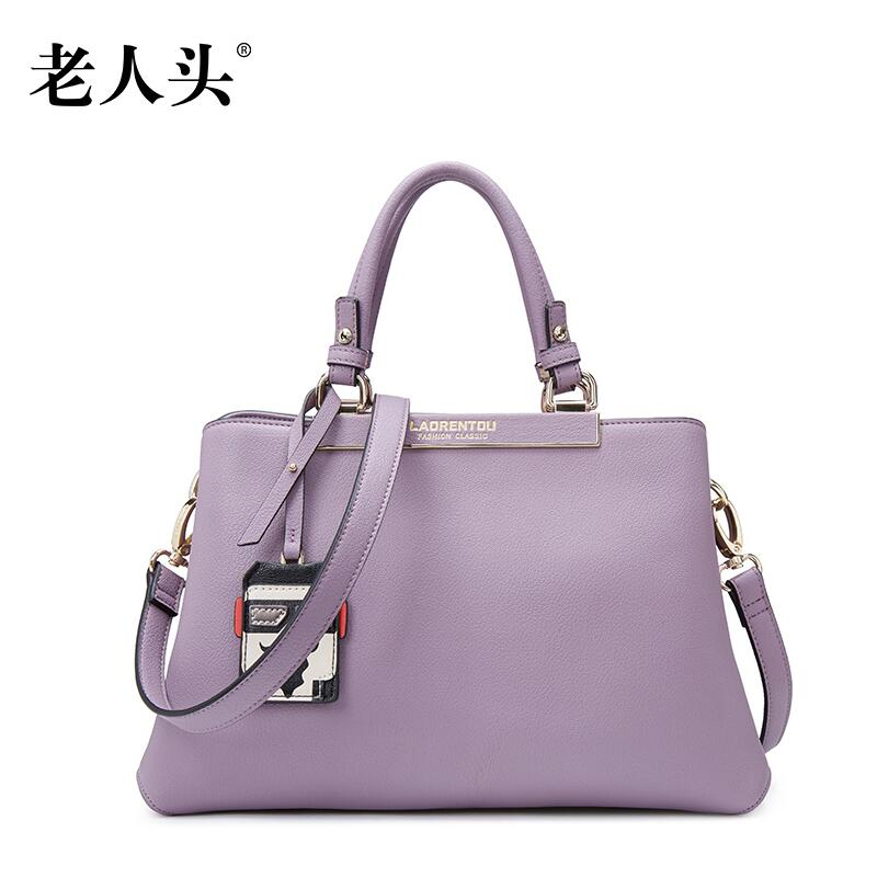 2016 New LAORENTOU  bags handbags women famous brands women leather bag  quality women leather huandbags shoulder messenger  bag