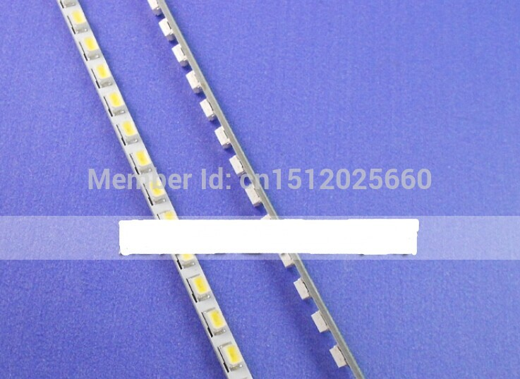 5pcs Universal LED Backlight Lamps Update Kit For LCD Monitor 2 LED Strips Support To 24'' 540mm Free Shipping