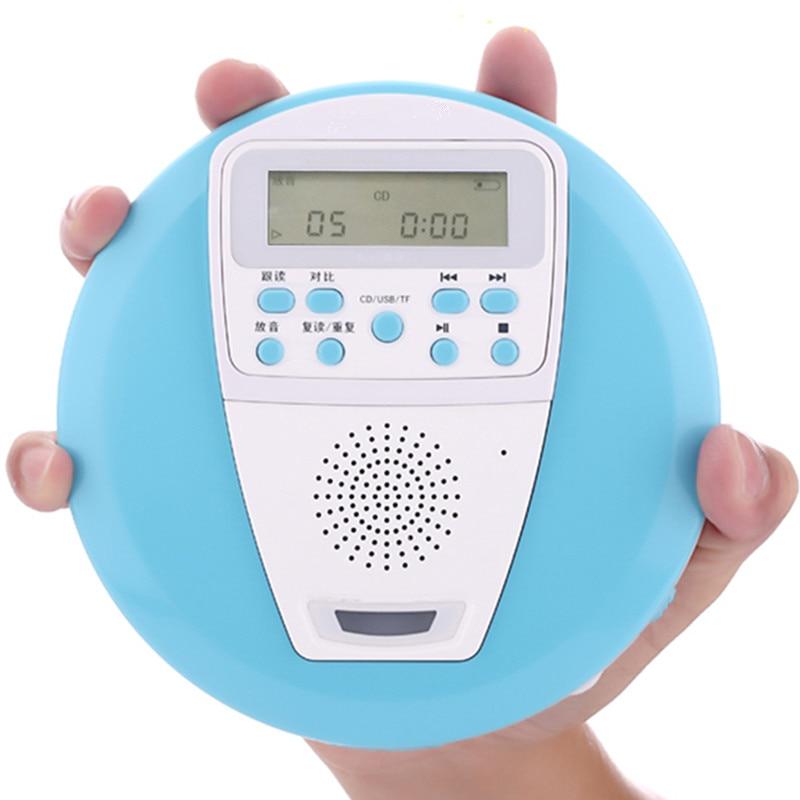 Prijenosni CD walkman vanjski puštanje repetitor sa zvučnikom TF - Prijenosni audio i video - Foto 4