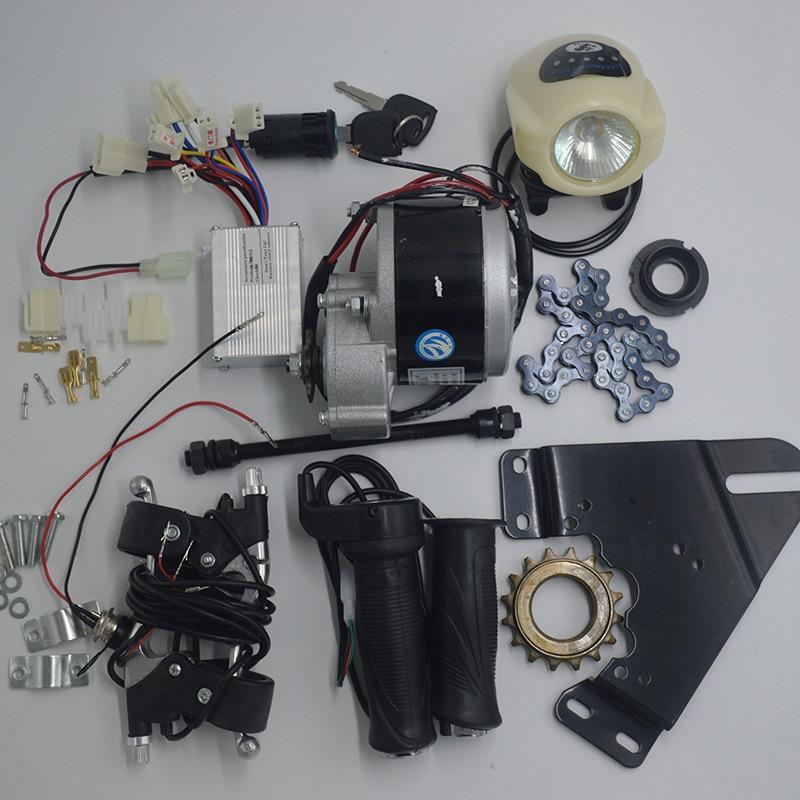 24 V 250 W elektrische motor für bikes 22