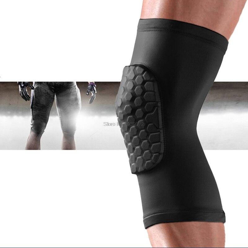 Professional Basketball Knee Brace Powerlifting Kneecap Knee Sleeve Protector Knee Pads Sock Sport Safety Tennis Kneepad