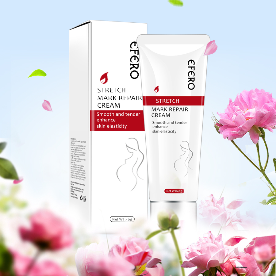 EFERO Remove Pregnancy Scars Skin Repair Cream Remove Stretch Marks Cream Anti Wrinkle Anti Aging Maternity Skin Repair Cream in Maternity from Beauty Health