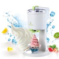 Ice Cream Machine Domestic Children's DIY Small Fruit Ice Cream Machine Automatic Cone Ice Cream Machine