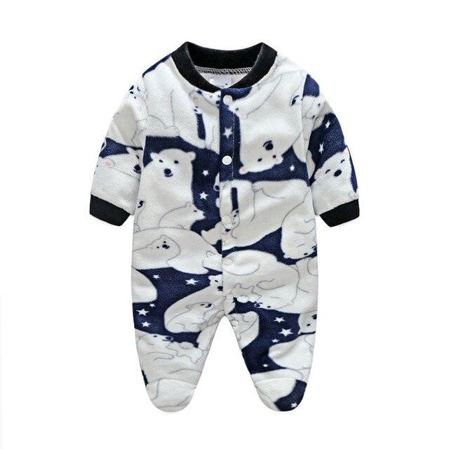 2017 Nieuwe Mode Zomer Baby Romper Kleding Body Pak Pasgeboren Lange Mouwen Kinderen Jongens Meisjes Rompertjes Baby Kleding Roupa Infantil