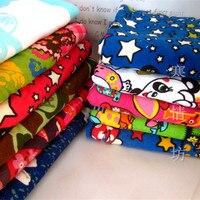 Japão jam GRANDE panda CHÃO terry tecido de algodão Para Costura diy Patchwork camisa da menina do bebê roupas de Cama DO BEBÊ da Criança roupas