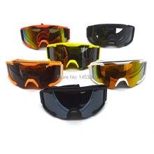 Motocicleta Motocross Dirt Bike ATV Off Road Racing Gafas Gafas de Polvo Anti-Ultravioleta