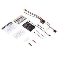 Hobbywing QuicRun WP 1080 1 8 1 10 Crawler Brushed Waterproof ESC 80A 6V 7 4V