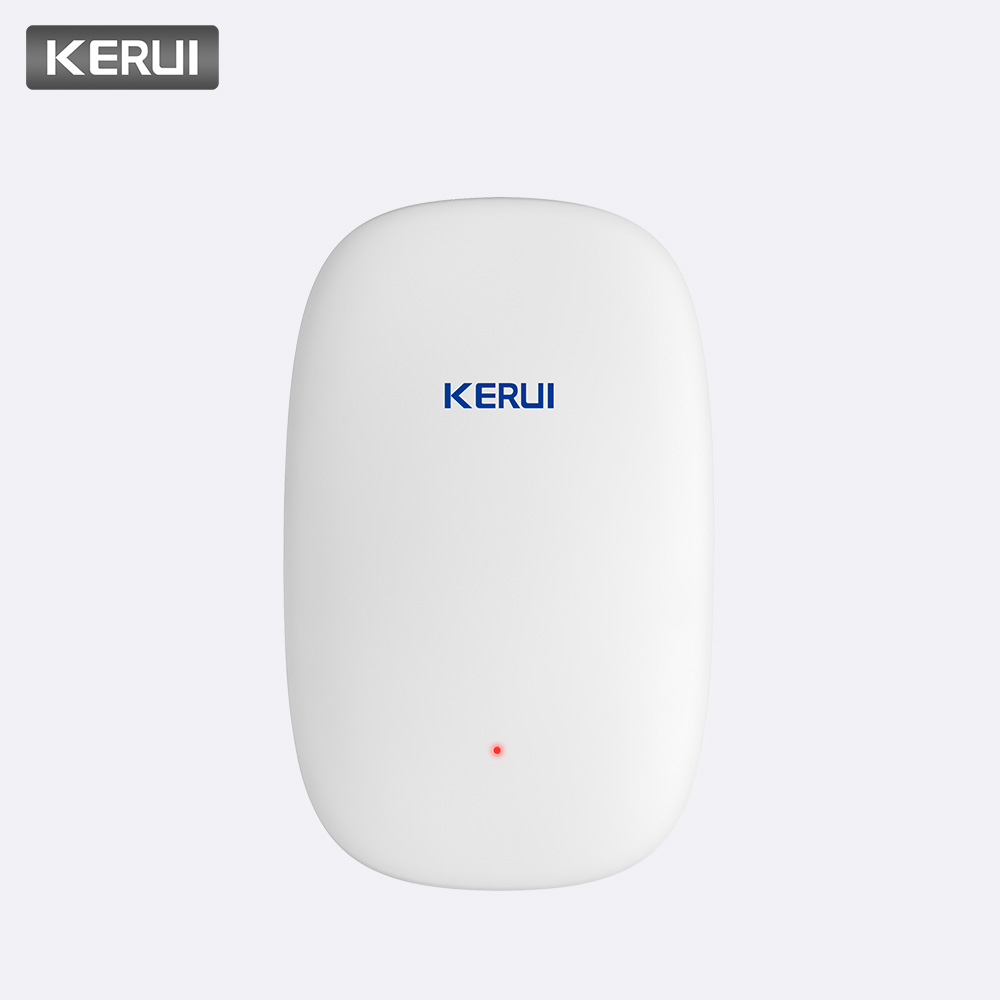 KERUI High Quality Z31 Wireless Smart Vibration Detector Shock Door Window Sensor Alarm For KERUI Home Security Alarm System
