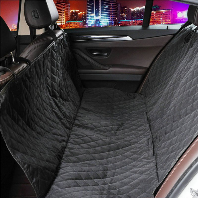 Waterproof Car Seat Covers for Dogs - Hammock Car Seat Cover Nonslip Heavy Duty Scratch Proof Pet Car Seat Covers for SUV fonksiyonlu rende