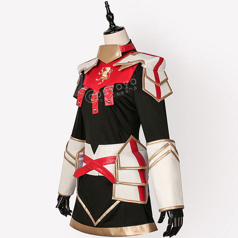 Fate Apocrypha fate apocrypha FA Servant Astolfo cross dressing newhalf cosplay costume combat suit customized
