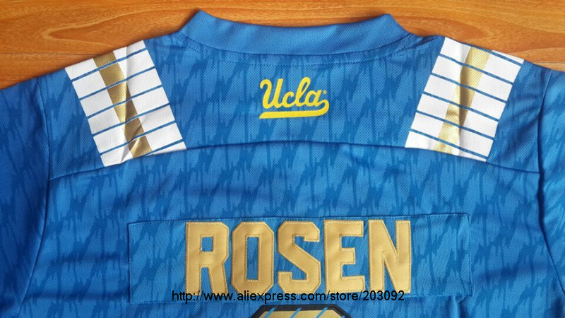 Ucla 3 College Football 2015 Jersey Rosen Bruins Blue Josh fcadcadccdfacc|Packers Win Over Cowboys; Powerful Road Sport Forward In Oakland